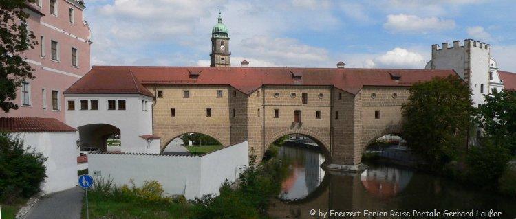 Sehenswürdigkeiten Bayerischer Jura Stadt Amberg