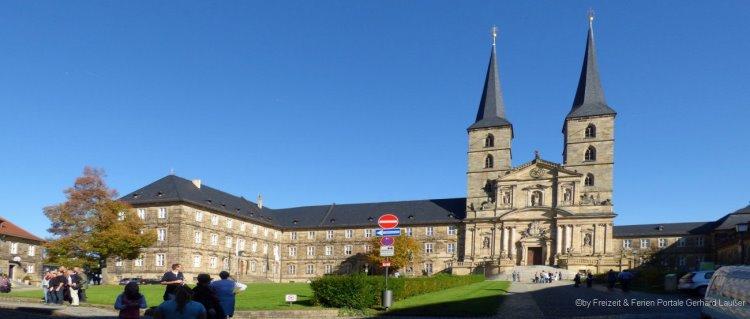 Bamberg Sehenswürdigkeiten der Stadt in Oberfranken: Ausflugsziel Kloster
