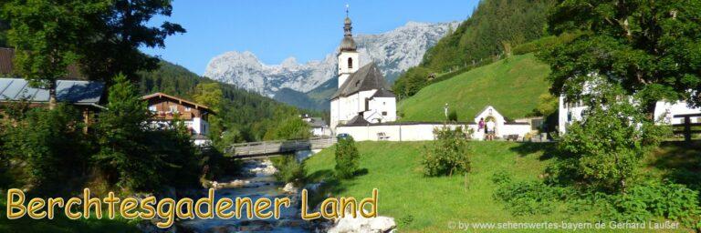 bayern-ferienregionen-berchtesgadener-land-sehenswürdigkeiten-ramsau