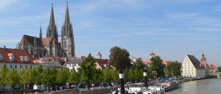 Städtereisen nach Regensburg in Bayern