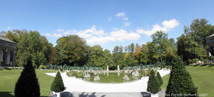 Sehenswürdigkeiten Bayreuth Eremitage