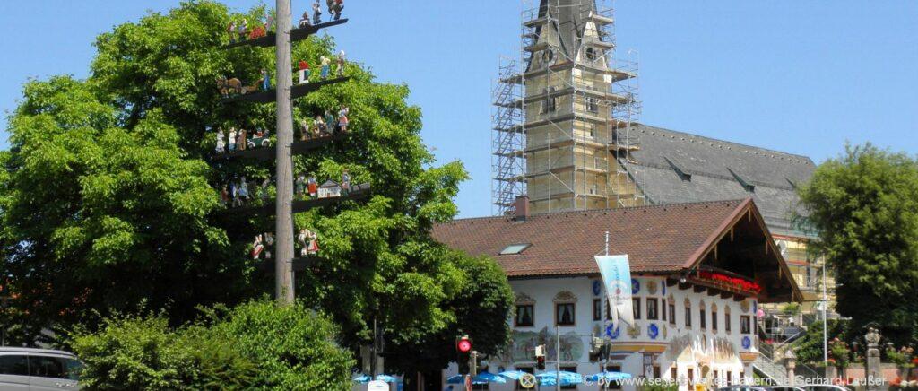 Sehenswürdigkeiten in Bernau Ausflugsziele am Chiemsee