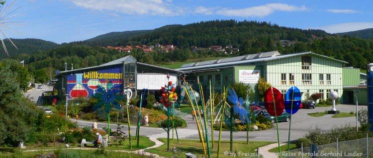 Joska Glaswelt Bodenmais Glashütte Werksverkauf