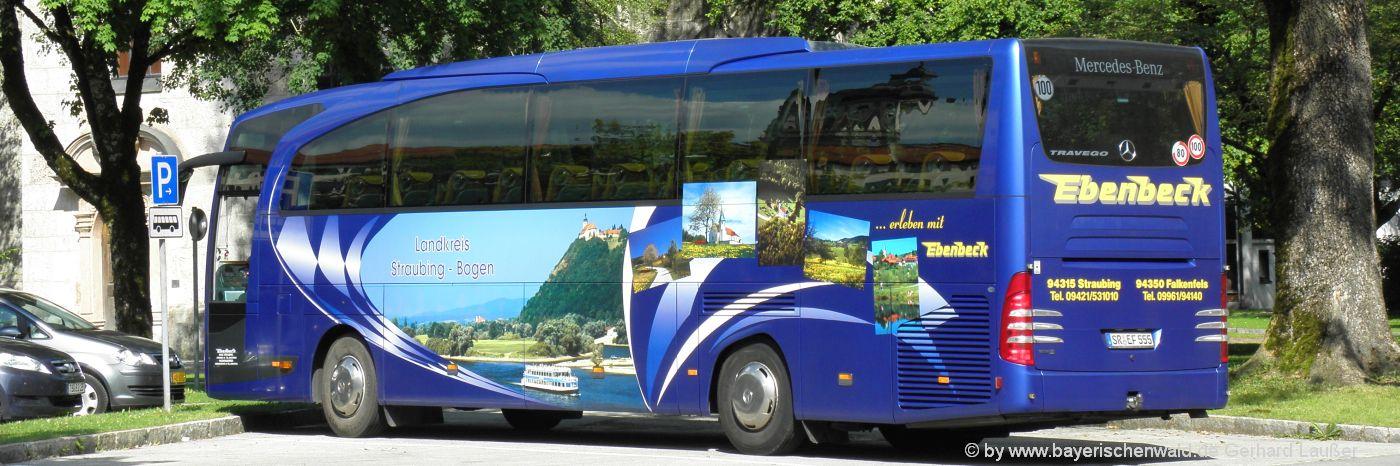 Gruppenreisen für Senioren Busreisen in Bayern