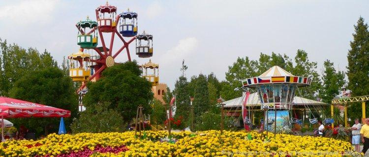 Kinderfreizeitpark bei Cham Churpfalzpark Loifling