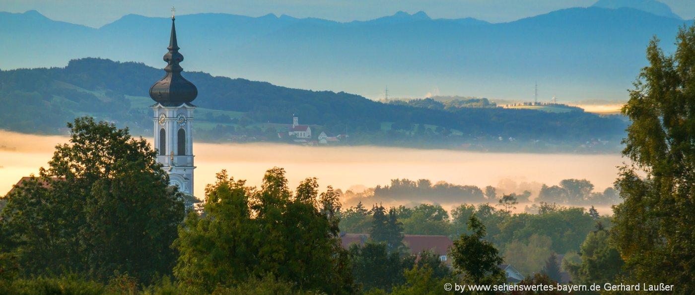 diessen-ausflugsziele-ammersee-sehenswürdigkeiten-bayern-kirchturm