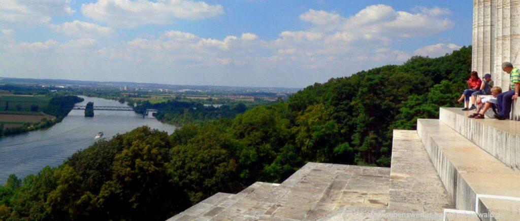 Urlaub in der Oberpfalz Sehenswürdigkeiten in Bayern Aussichtspunkt