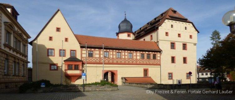 Sehenswürdigkeiten in Forchheim Ausflugsziel Kaiserpfalz Museum