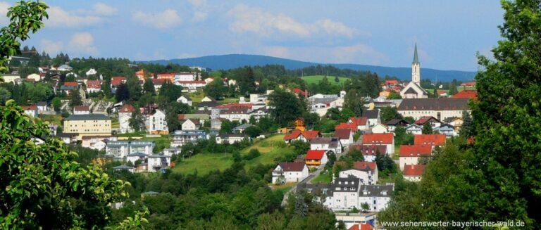 sehenswürdigkeiten-freyung-ausflugsziele-bayerischer-wald-stadt