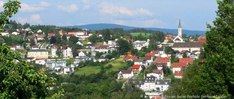 Idyllische Ferienorte in Bayern Freyung im Bayerischen Wald