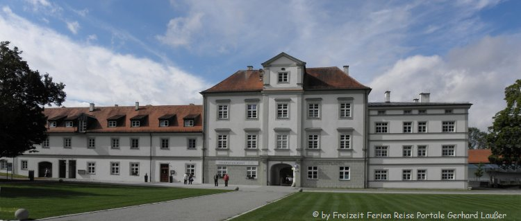 Sehenswürdigkeiten in Fürstenfeldbruck Kloster