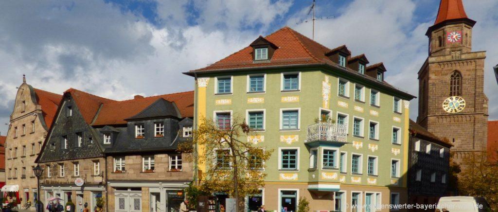 Ausflugsziele und Sehenswürdigkeiten in Fürth Highlights & Attraktionen