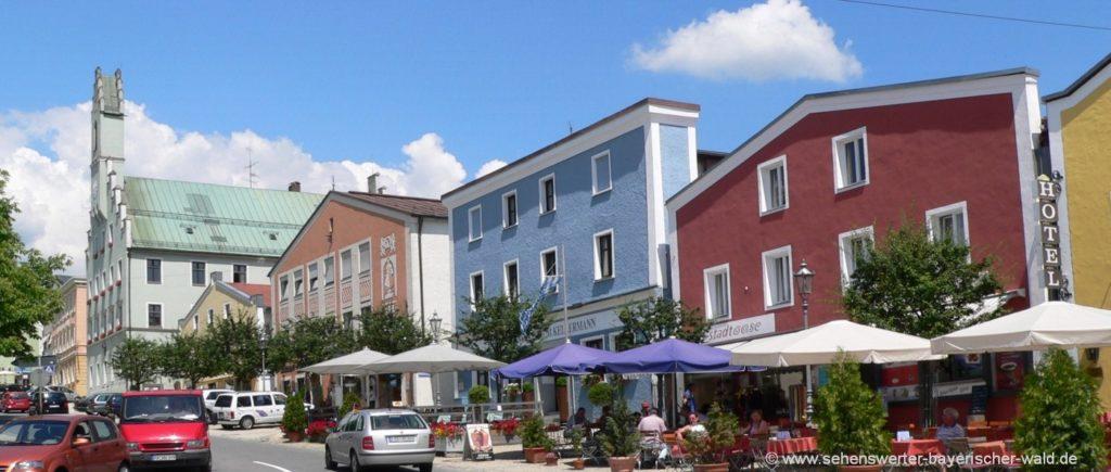 Sehenswürdigkeiten in Freyung und Grafenau Ausflugsziele Tipps