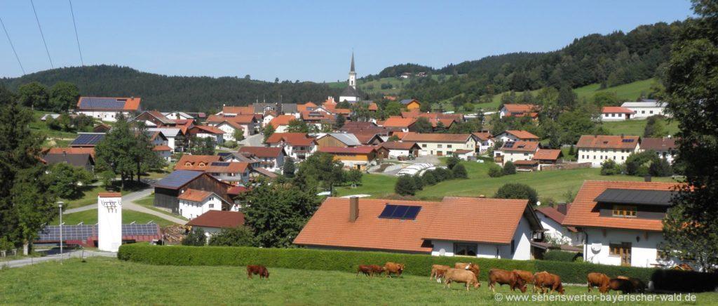 Highlights, Attraktionen und Freizeit Aktivitäten in Grainet