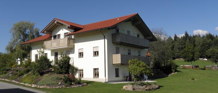 Gruppenhaus Kopp Bayerischer Wald