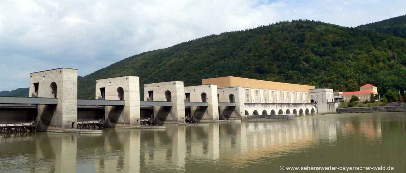 jochenstein-donau-kraftwerk-attraktionen-niederbayern