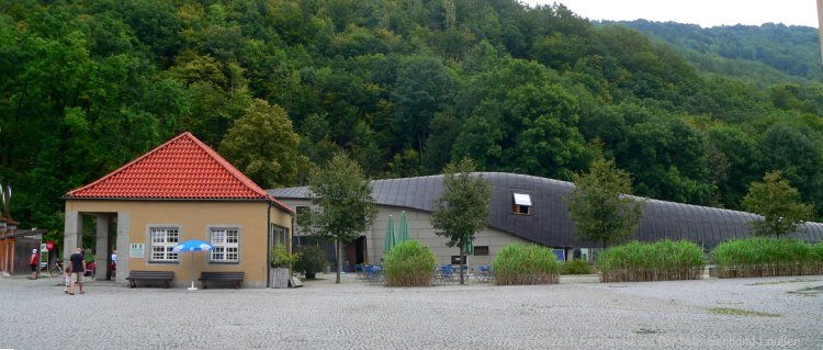 Donau Museum Hausam Strom Jochenstein Ansicht