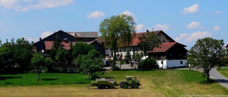Erlebnisbauernhof in Bayern Hofanischt Paulushof