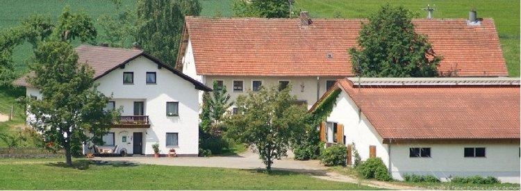 Familienurlaub am Bauernhof in Bayern Ansicht Gschwandnerhof