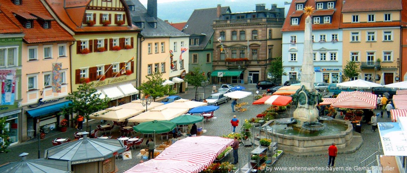 kulmbach-sehenswürdigkeiten-marktplatz-ausflugsziele-bayern-städtereisen