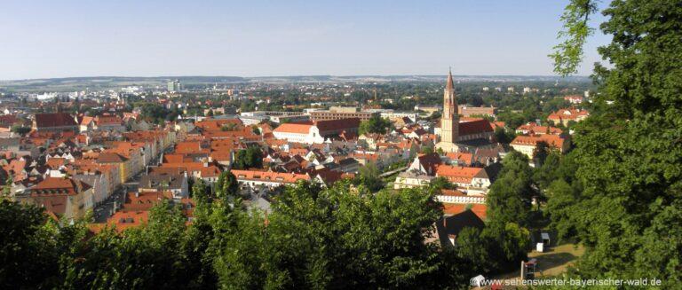 landshut-ausflugsziele-sehenswürdigkeiten-burg-trausnitz-kirche