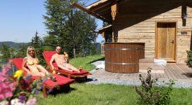 Luxus Ferienhütten in Bayern