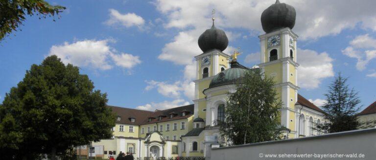metten-ausflugsziele-niederbayern-highlights-sehenswuerdigkeiten-kloster-kirche
