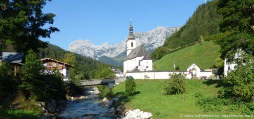 sehenswürdigkeiten-ramsau-ausflugsziele-berchtesgadener-land-postkartenmotiv