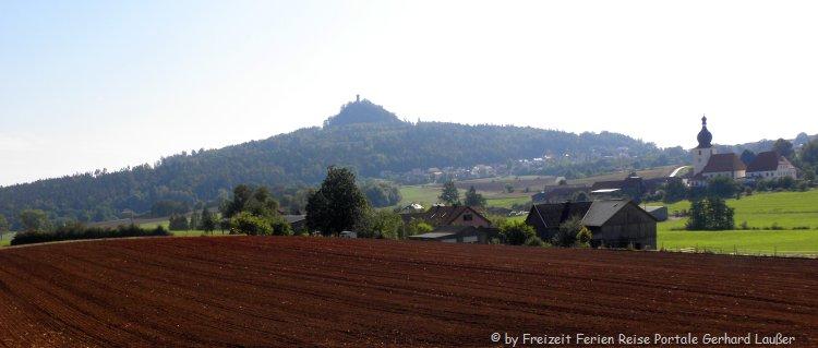 Rauher Kulm Vulkanberg bei Kemnath