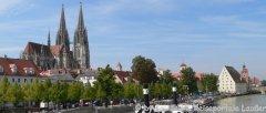 Domstadt Regenburg Ausflugsziel in der Oberpfalz