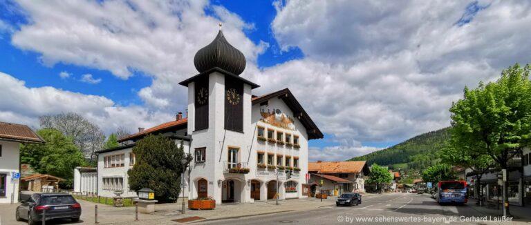 Sehenswürdigkeiten Rottach Egern Ausflugsziele & Freizeit Tipps