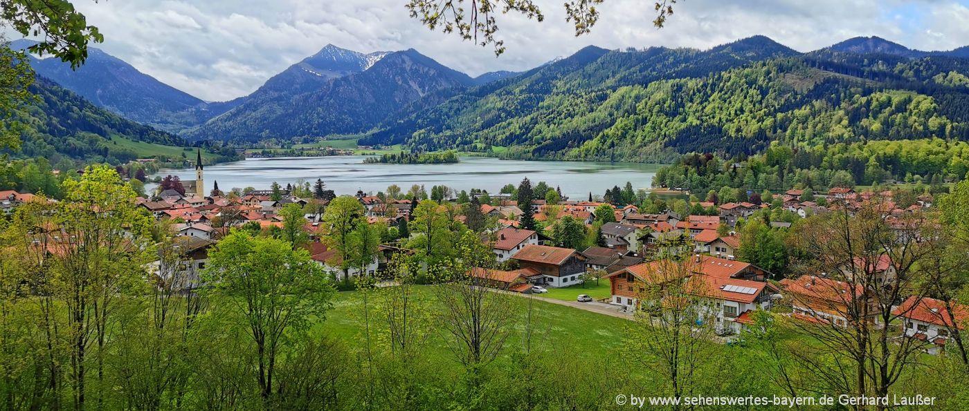 Sehenswürdigkeiten Schliersee Ausflugsziele & Freizeitangebote