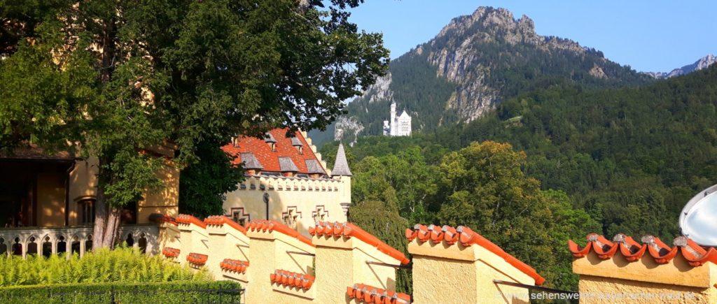 schwangau-schloss-hohenschwangau-neuschwanstein-berge-ausflugsziele