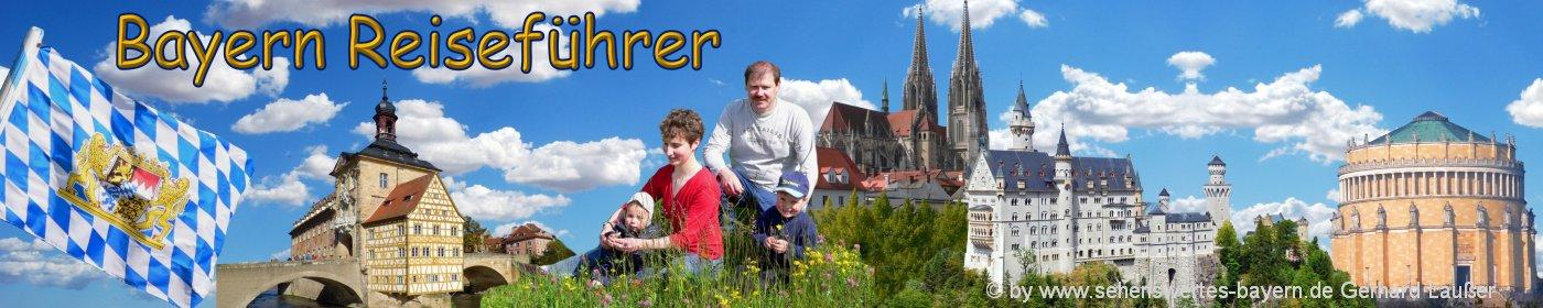Sehenswürdigkeiten in Bayern Ausflugsziele und Attraktionen entdecken