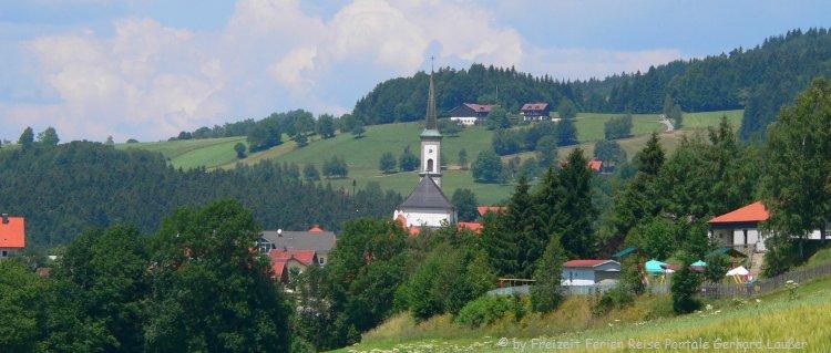 Wanderhotels in Bayern Wandern Bayerischer Wald Haidelregion