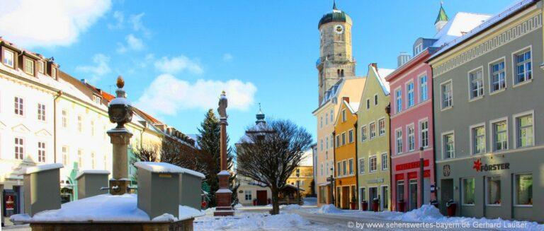 ausflugsziele-weilheim-sehenswürdigkeiten-schongau-kirche