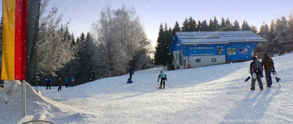 winterurlaub-bayerischer-wald-skifahren-geisskopf-skigebiet
