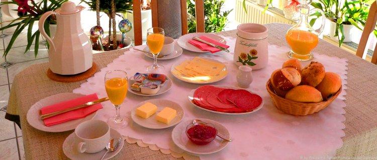 Zimmer mit Frühstück in Bayern
