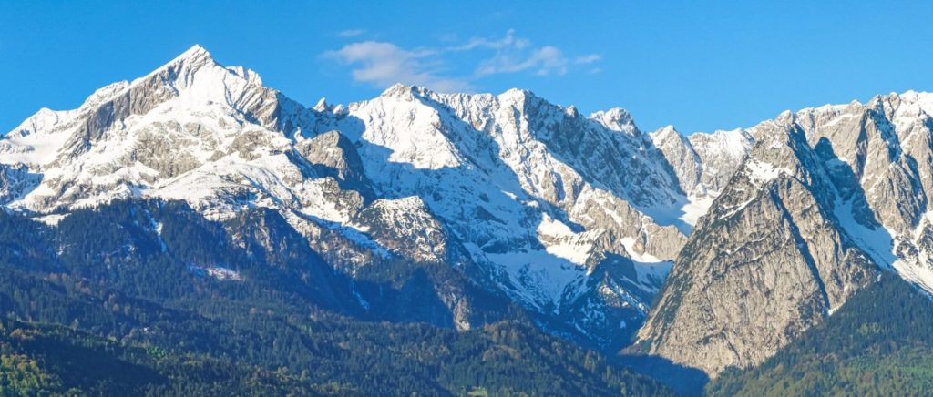 Sehenswürdigkeiten und Ausflugsziele Zugspitze
